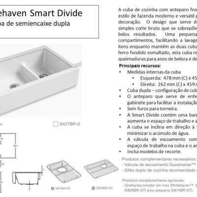 TerraTile – Whitehaven Smart Divide – Kohler